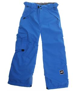 Ride Charger Snowboard Pants Strong Blue Twill