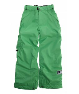 Ride Charger Snowboard Pants Green