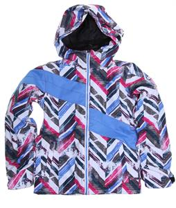 Ride Chevelle Snowboard Jacket Chevron Print