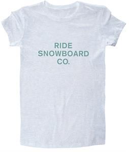 Ride Classic Logo T-Shirt