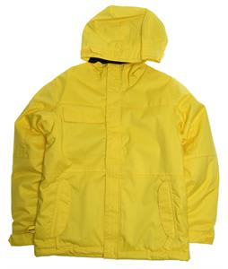 Ride Cobra Snowboard Jacket Yellow