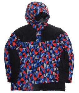 Ride Cobra Snowboard Jacket Geo Print