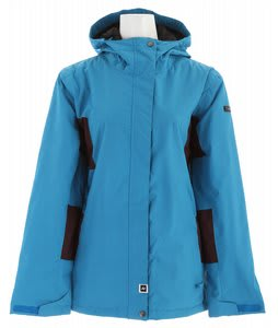 Ride Crown Insulated Snowboard Jacket Bluebird