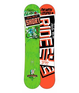 Ride Crush Snowboard