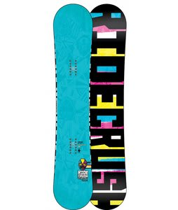 Ride Crush Snowboard 152