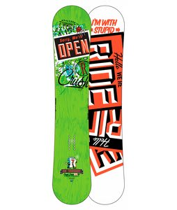 Ride Crush Wide Snowboard 153