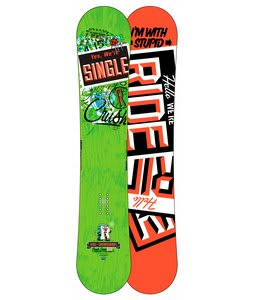 Ride Crush Snowboard 155