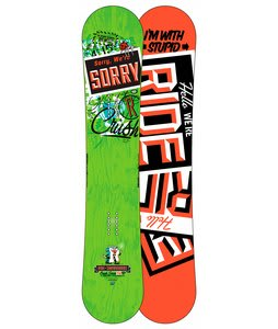 Ride Crush Wide Snowboard 156