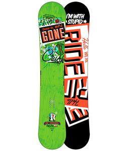 Ride Crush Snowboard 158
