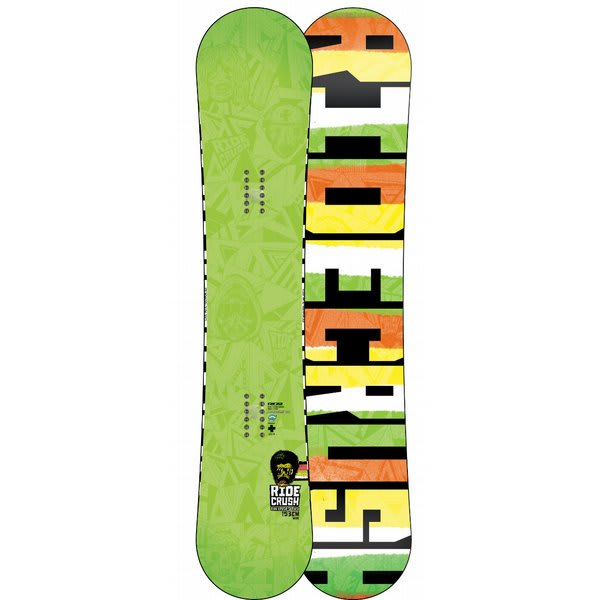 Ride Crush Wide Snowboard