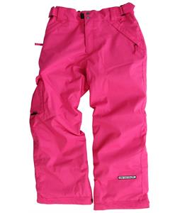 Ride Dart Snowboard Pants Vivid Magenta