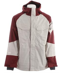 Ride Delridge Snowboard Jacket Birch