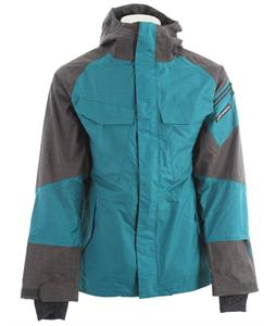 Ride Delridge Snowboard Jacket Harbor Blue