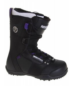 Ride Deuce Snowboard Boots Black