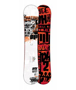 Ride DH2 Wide Snowboard 156
