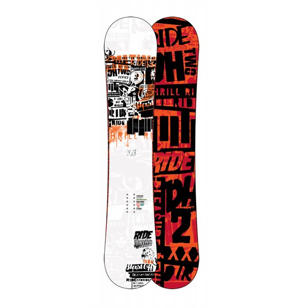 Ride DH2 Wide Snowboard