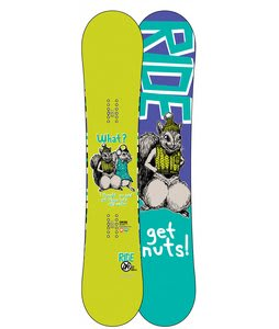 Ride DH2.6 Snowboard 152