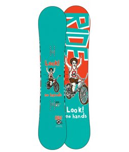 Ride DH2.6 Wide Snowboard 154