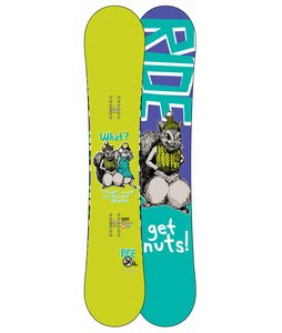 Ride DH2.6 Snowboard 158