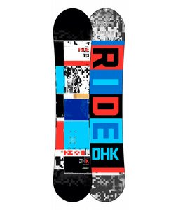 Ride DHK Snowboard 138