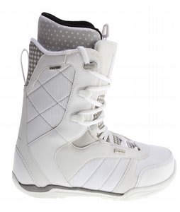 Ride Donna Snowboard Boots White