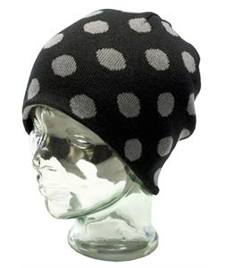 Ride Dotty Reversible Beanie Black