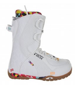 Ride Deuce Snowboard Boots White