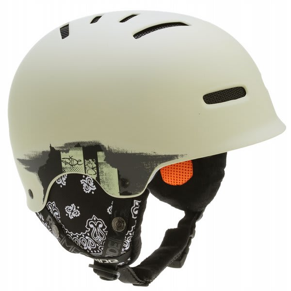 Ride Duster Snow Helmet