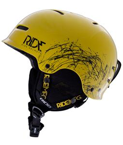 Ride Duster Helmet Yellow