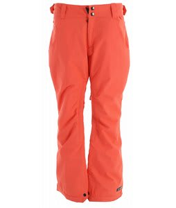 Ride Eastlake Insulated Snowboard Pants Coral