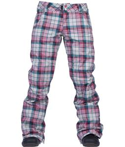 Ride Eastlake Snowboard Pants Plaid