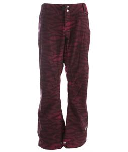 Ride Eastlake Snowboard Pants Faded Zebra
