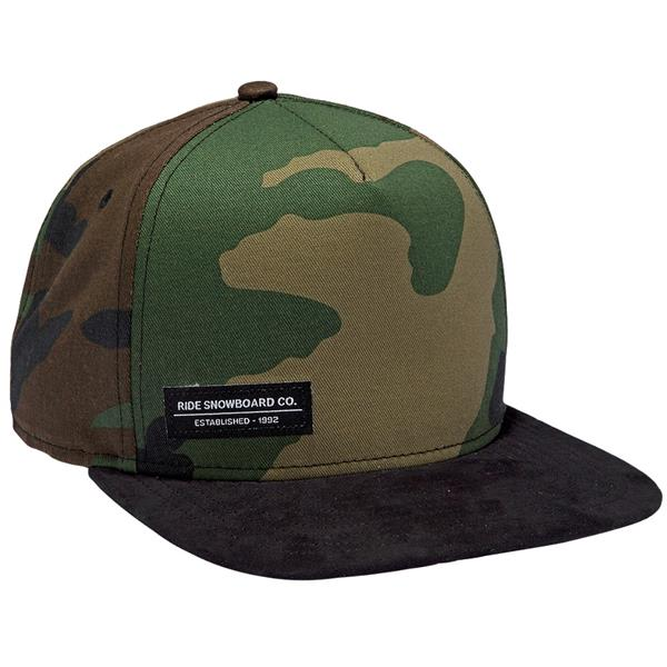 Ride Established Snapback Cap