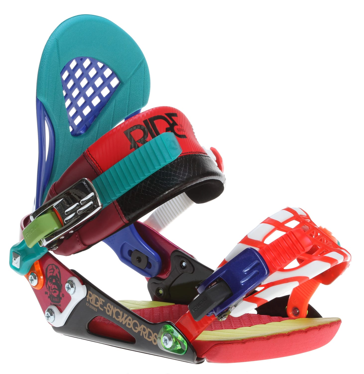 On Sale Ride EX Snowboard Bindings Up To 60% Off