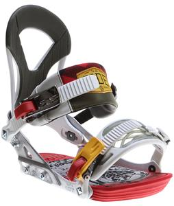 Ride EX  Snowboard Bindings Pop Top