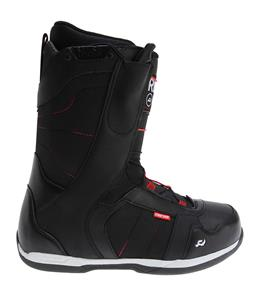 Ride Flight Snowboard Boots Black