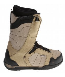 Ride Flight Snowboard Boots Tan