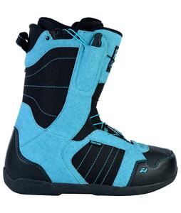 Ride Flight Snowboard Boots Pacific Blue