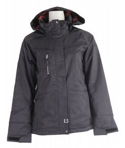 Ride Fremont Insulated Snowboard Jacket Lilac Denim