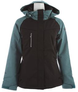 Ride Fremont Snowboard Jacket Black