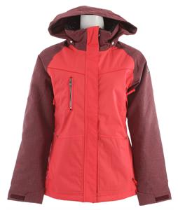Ride Fremont Snowboard Jacket Strawberry