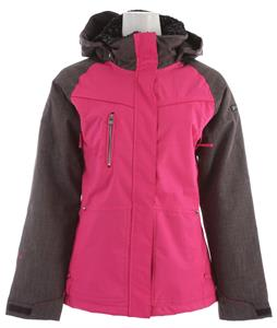 Ride Fremont Snowboard Jacket Vivid Magenta