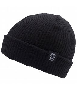 Ride Gas Station Beanie Black