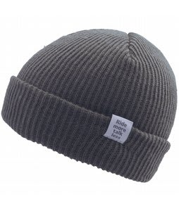 Ride Gas Station Beanie Charcoal