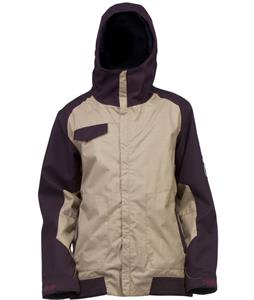 Ride Gatewood Snowboard Jacket Dark Khaki