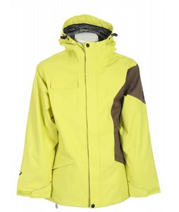 Ride Gatewood Snowboard Jacket Lime