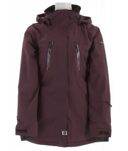 Ride Genesee Insulated Snowboard Jacket Deep Plum