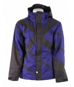 Ride Georgetown Insulated Snowboard Jacket Ball Point Ink