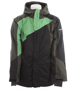 Ride Georgetown Insulated Snowboard Jacket Black