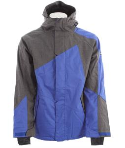 Ride Georgetown Insulated Snowboard Jacket Bright Indigo